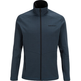"""Peak Performance M's Helo Mid Jacket Blue Steel"""